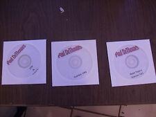 Paul De Thouars 3 Dvd set of Bukti Negara seminars
