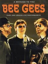BEE GEES A Message To You DVD NEW PRENOTAZ.