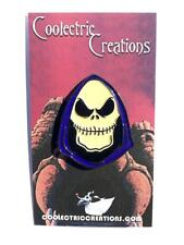 JACK SKELETOR ENAMEL PIN BY COOLECTRIC CREATIONS