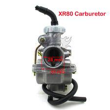 Carburetor For Honda Carb XR75 XR80 XR80R XR 75 80R ATV Pit Dirt Motor Bike
