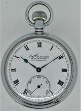 Vintage Everite H Samuels pocket watch