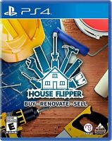 House Flipper - Sony PlayStation 4 [PS4 Home Renovation Simulation Everyone] NEW