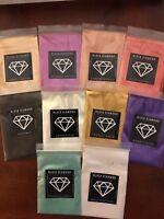 BLACK DIAMOND Mica Powdered Pigment -- Variety Pack #18