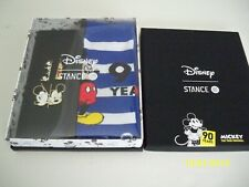 Disney Stance Mickey Mouse 90TH Anniversary Socks - Brand New