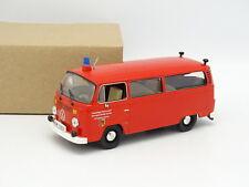 Ixo SB 1/43 - VW Combi T2 Pompiers Feuerwehr
