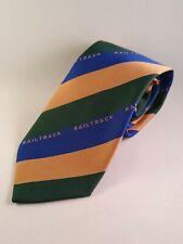 Railtrack Striped Tie - New In Wrapper | Railway Uniform | British Rail