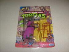 TEENAGE MUTANT NINJA TURTLES SPLINTER 10 BACK FIGURE TMNT MOC 1988