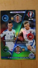 Panini Adrenalyn XL EM Euro 2016 Card Nr. 366 Double Trouble