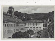 Heidelberg Alte & Neue Universitaet Vintage Postcard 992a