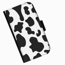 Patterned Leather Water Resistant Cases & Covers for Samsung Mobile Phones