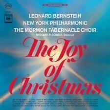 LEONARD BERNSTEIN - THE JOY OF CHRISTMAS  CD  16 TRACKS WEIHNACHTS-KLASSIK  NEU