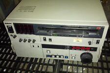 SONY BETACAM SP BVW60P cassette vidéo player