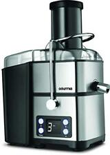 Gourmia GJ1350 Stainless Steel Wide Mouth Whole Fruit Juicer | Digital Display