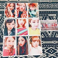 [TWICE] Photocard Official Preorder Special 10pcs Set Pack SIGNAL 4th Album 트와이스