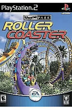 Theme Park Roller Coaster - Ps2 PlayStation 2 Kids Game