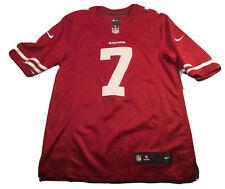 Nike San Francisco 49ers Colin Kaepernick #7 On Field Jersey Adult Small