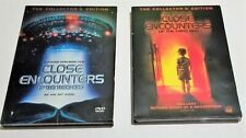 Close Encounters of the Third Kind Collector's Edition 2001 Dvd Set