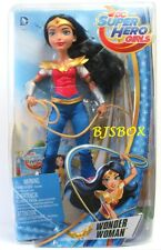 "Wonder Woman Dc Comics Super Hero Girls 12"" Deluxe Doll Action Figure New Nib"