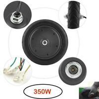 350W Motor Wheel Tire Replacement For Xiaomi M365 Electric Scooter Tyre Black
