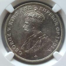 Straits $1 1920 NGC MS 63