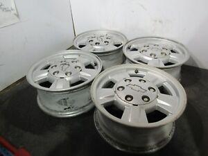 SET of Wheels CHEVY COLORADO CANYON 04-08 15X6-1/2 6 LUG 5-1/2 5 SPOKE 560-05182