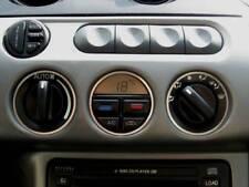 D Ford Cougar Chrom Lichtschalterring Edelstahl poliert 1x Ring