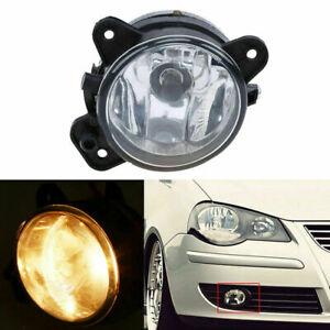 Fit For Skoda Roomster 2006-2010 Left Side Fog Light W/Bulb Clear Lens 1x