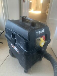 Trend T35AL M Class 110V Wet and Dry Extractor Dust