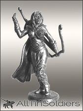 "# 409 Tin soldiers 54mm WARRIOR Roman ""Amazon"" - female gladiator 1 century AD"