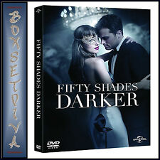 FIFTY SHADES DARKER - UNMASKED EDITION  *BRAND NEW DVD**