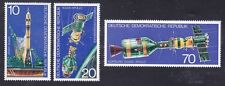 Germany DDR 1683-85 MNH OG 1975 APOLLO SOYUZ Space Project Full Set VF
