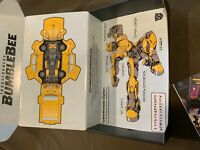 Loot Crate Exclusive Transformer BumbleBee Box