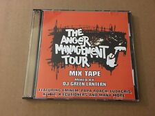RARE! DJ Green Lantern The Anger Management Tour Mixtape CD Mix Promo