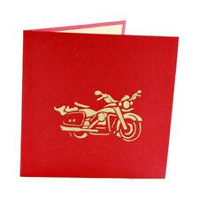 New Handmade 3D Pop Up Greeting Cards Wedding Birthday Christmas Postcard Gifts