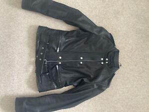 ladies belstaff leather jacket