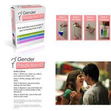 Baby Gender Predictor Test Kit - Early Pregnancy Prenatal Sex Test - Predict If