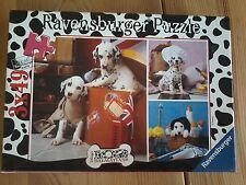 ***  3 x 49 Teile Puzzle 102 Dalmatians, Dalmatiner, Ravensburger 09 324