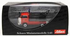 Voitures, camions et fourgons miniatures Schüco Combi VW