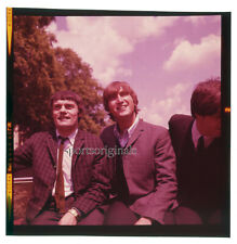 JOHN LENNON - THE BEATLES - Original 120mm Color Transparency