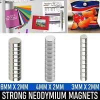 Fridge Magnet Neodymium Disc Magnet Sheet With Double-sided Magnet Round Mini UK