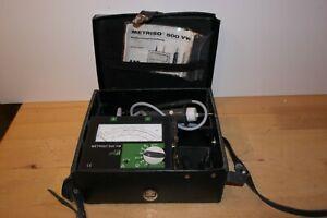 GMC Messtechnik Isolations-Messgerät 500v / METRISO 500vw megger isolation test
