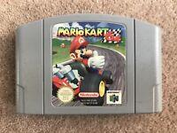 Mario Kart 64 - Nintendo N64 Cart Only UK PAL (A)