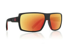 Dragon Double Dos Sunglasses - Jet Red Ion