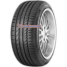 KIT 2 PZ PNEUMATICI GOMME CONTINENTAL CONTISPORTCONTACT 5 SUV XL SSR * 285/45R19