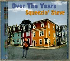 Squeezin' Steve Searle - Over The Years HTF Canadian East Coast Accordion NEW CD