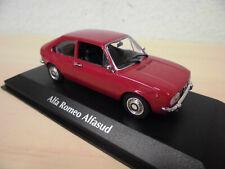 Minichamps / Maxichamps - Alfa Romeo Alfasud - rot - 940 120100 - 1:43