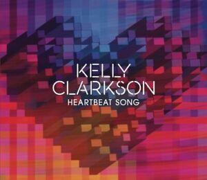 KELLY CLARKSON - HEARTBEAT SONG  CD SINGLE NEW!