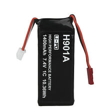 1x Lipo Battery 1400mAh 7.4V Parts For Hubsan H107D+/H502S/H501S Remote Control