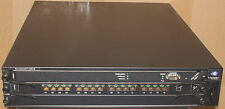 Foundry Brocade ServerIron Si-Gt-Cgc16 w/ 1x Wsm6-1 1x J-B16Gc 1x Ac Ps 7xAvail