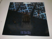 FOURWAYCROSS - FILL THE SKY - Motiv Communications LP - 1985 - MADE IN USA -